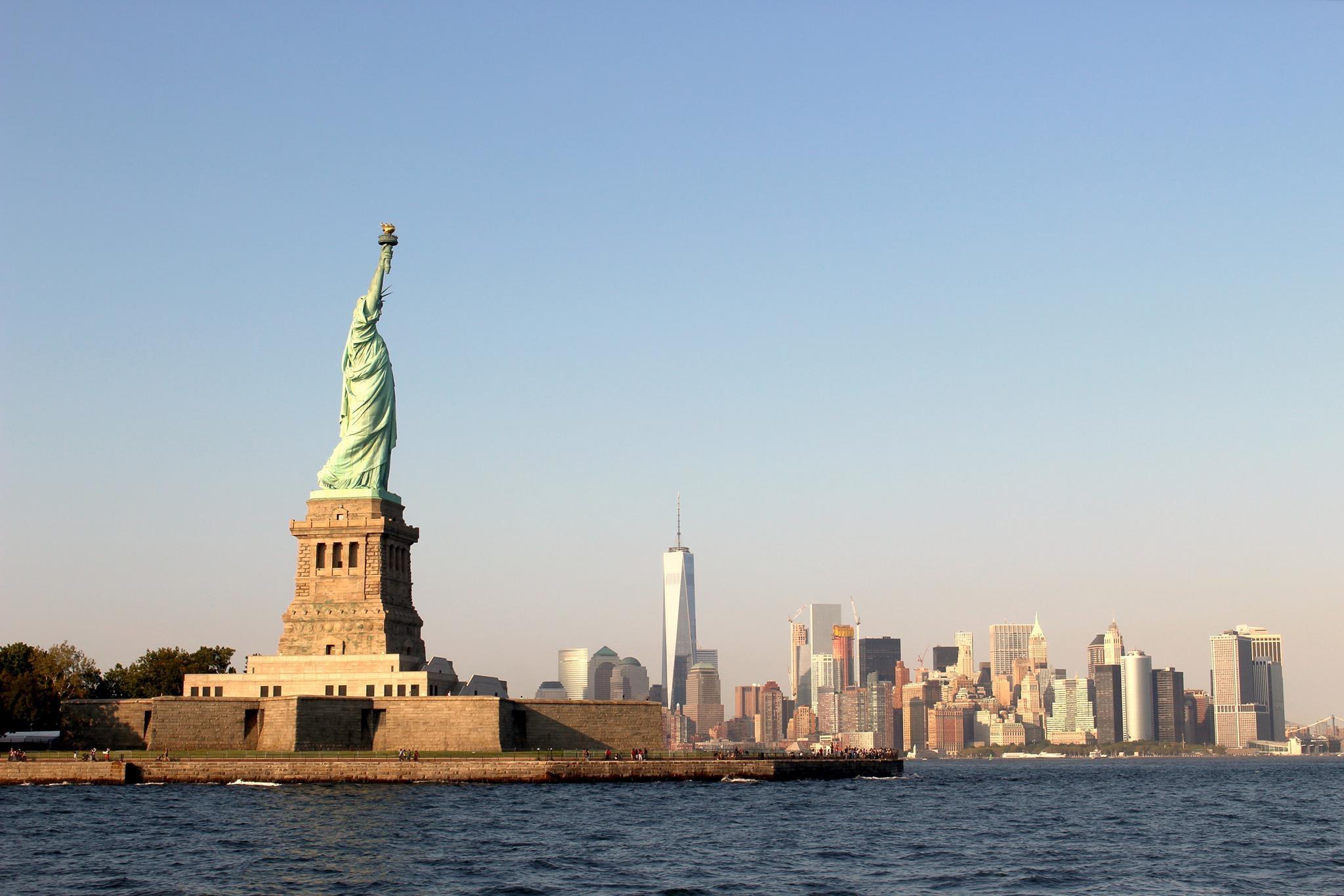 new york自由の女神