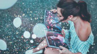 本を読んで勉強する